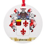 Federico Round Ornament