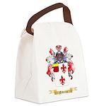 Federico Canvas Lunch Bag