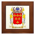 Fedenev Framed Tile