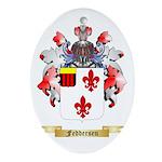 Feddersen Ornament (Oval)
