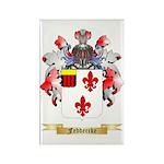 Feddercke Rectangle Magnet (100 pack)