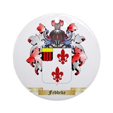 Feddeke Ornament (Round)