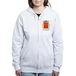 Fedchonok Women's Zip Hoodie