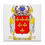 Fedchin Tile Coaster