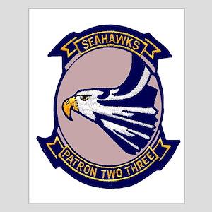 VP 23 Sea Hawks Small Poster