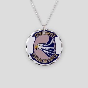 VP 23 Sea Hawks Necklace Circle Charm