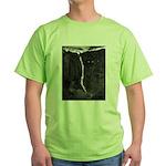 Avalanch Lake Green T-Shirt