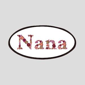 Nana Pink Flowers Patch