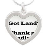 Got Land? Thank and Indian Necklaces