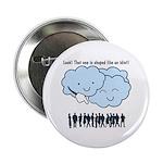 Cloud Mocks Human Shapes Funny Cartoon 2.25