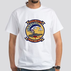 VP 40 Fighting Marlins White T-Shirt