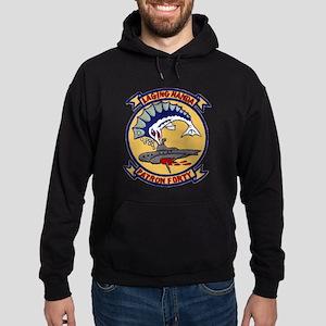 VP 40 Fighting Marlins Hoodie (dark)