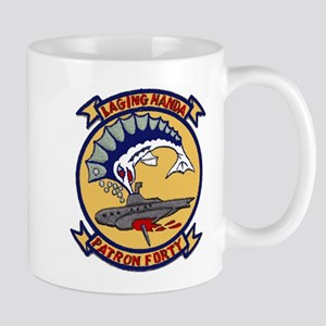 VP 40 Fighting Marlins Mug