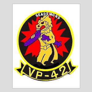 VP 42 Sea Demons Small Poster