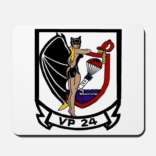 VP 24 Batmen Mousepad