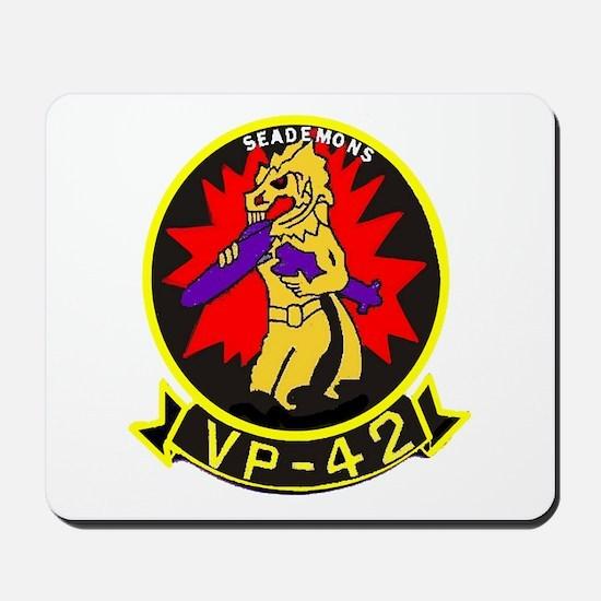 VP 42 Sea Demons Mousepad