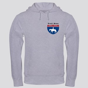 Open Trail Mens Hooded Sweatshirt
