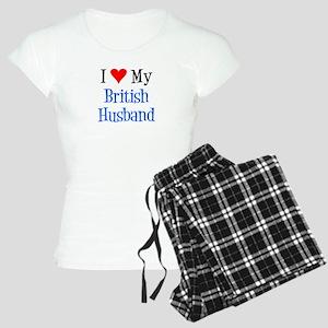 Love My British Husband Pajamas