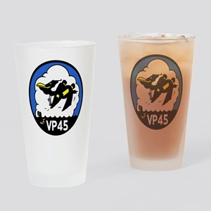 VP 45 Pelicans Drinking Glass