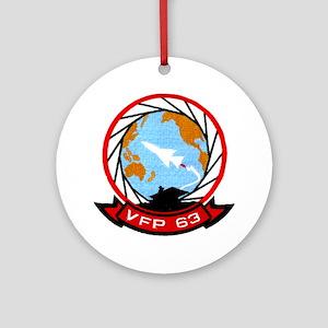 VFP 62 Eyes Ornament (Round)