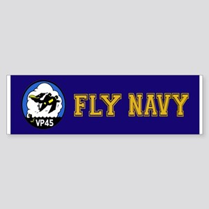 VP 45 Pelicans Sticker (Bumper)