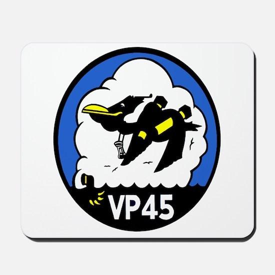 VP 45 Pelicans Mousepad