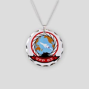 VFP 62 Eyes Necklace Circle Charm