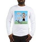 Timmy's Walk Long Sleeve T-Shirt