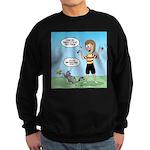 Timmy's Walk Sweatshirt (dark)