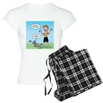Timmy's Walk Women's Light Pajamas