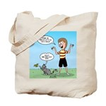 Timmy's Walk Tote Bag