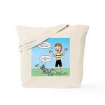 Timmy's Walk Tote Bag