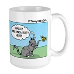 Timmy's Walk Large Mug