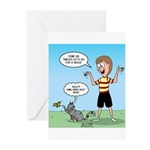 Timmy's Walk Greeting Cards (Pk of 20)