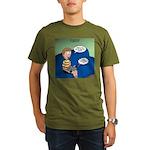 Timmys Bestest Buddy Organic Men's T-Shirt (dark)