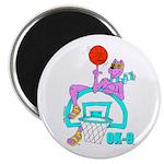 Ok-9 Inspiration (basketball) Magnet (10 Magnets