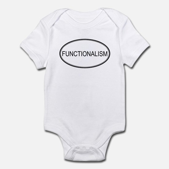 FUNCTIONALISM Infant Bodysuit