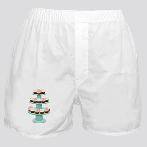 Wedding Cupcakes Boxer Shorts