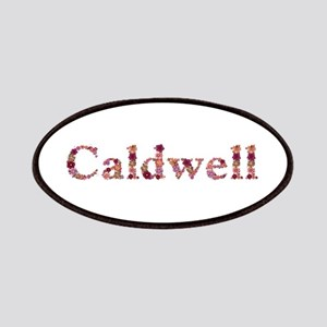 Caldwell Pink Flowers Patch