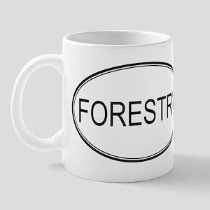 FORESTRY Mug