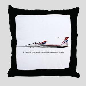 F-15 Active Throw Pillow