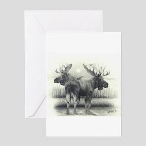Wild Life Greeting Cards
