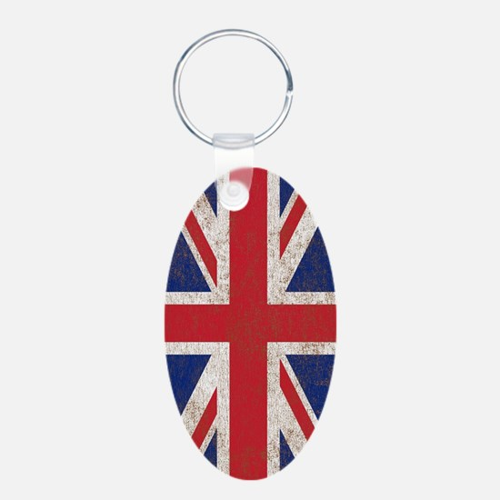 UK British Flag Union Jack Keychains