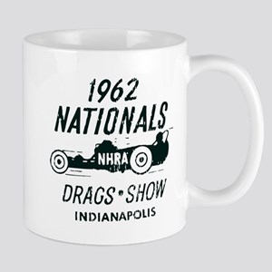 Drags Racing Indianapolis 1962 Mug