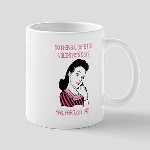 Do I Have a Date Mug