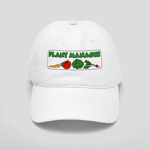 Plant Manager Gardening Baseball Cap