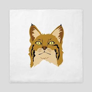 Bobcat Queen Duvet