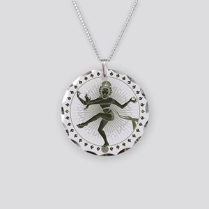 Shiva_.Png Necklace Circle Charm