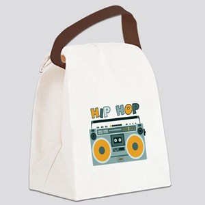 HIP HOP Canvas Lunch Bag