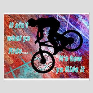 BMX Rusty Grunge How Ya Ride Posters